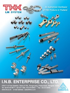 I.N.B. ENTERPRISE CO., LTD.
