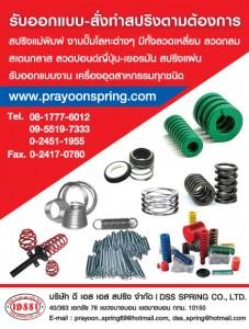 D S S Spring Co.,Ltd.