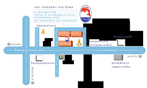 CENTREWAVE map