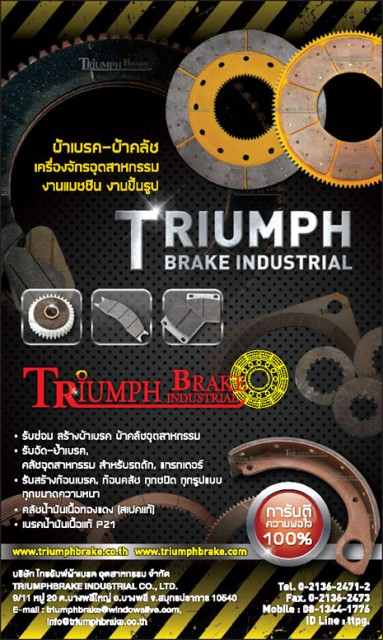 Triumph Brake Industrial